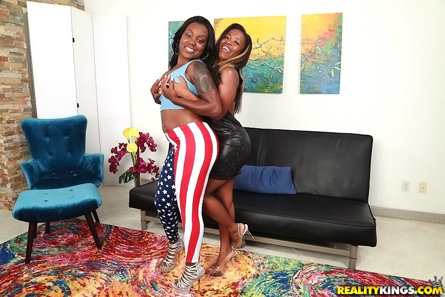 Black ass amerika, naked wives now